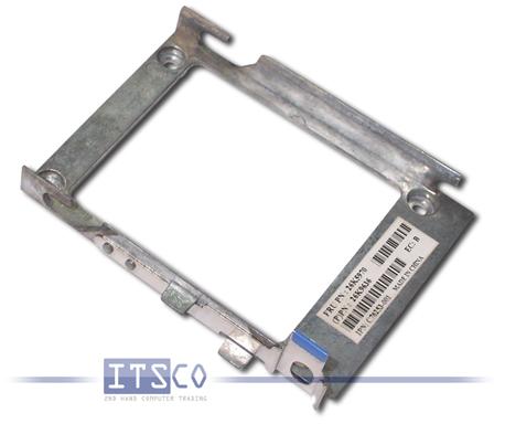 """Festplattenrahmen für 2.5"""" SCSI Festplatten in IBM BladeServer Links"""