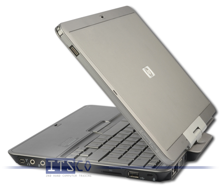 Notebook HP Compaq 2710p Tablet Intel Core 2 Duo U7700 2x 1.33GHz Centrino vPro