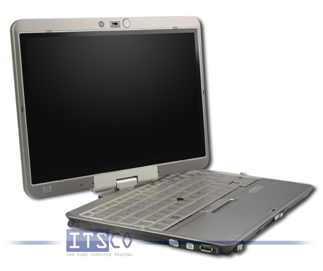 Notebook HP EliteBook 2730p Tablet PC Intel Core 2 Duo SL9400 2x 1.86GHz Centrino 2 vPro