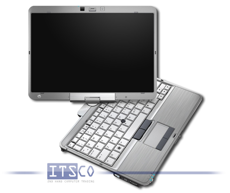 Notebook HP EliteBook 2730p Tablet PC mit Dockingstation Intel Core 2 Duo SL9400 2x 1.86GHz Centrino