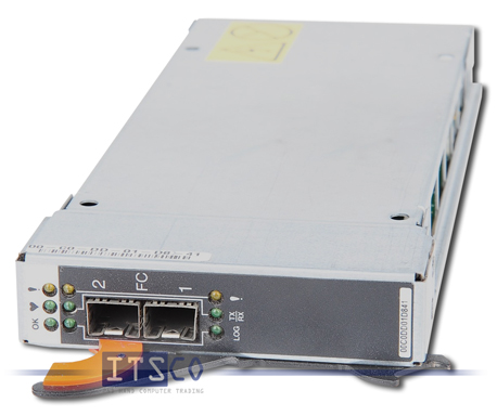 IBM Bladecenter 2-Port Fibre Channel Switch Modul 59P6621