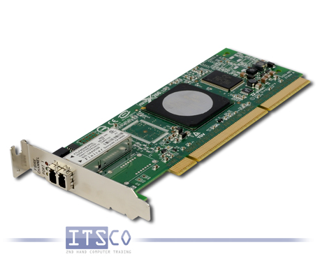 QLogic QLA2460 4GBPS Fibre Channel PCI-X 266MHz 39M6018