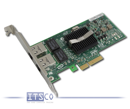 Netzwerkkarte IBM PRO/1000 PT Dual Port Server Adapter 39Y6128