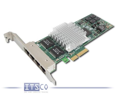 Netzwerkkarte Intel PRO/1000 PT Quad Port 39Y6138
