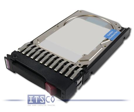 "Festplatte HP SAS 72GB 2,5"" 10K RPM SFF 3G Single Port Hot-Plug"
