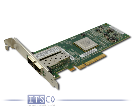 Netzwerkkarte QLogic QLE8142 10GBPS Fibre Channel PCIe x8
