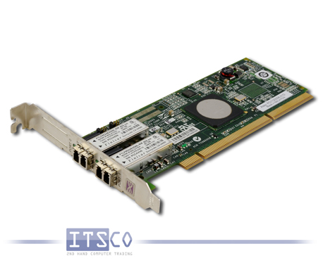 Netzwerkkarte Emulex 4Gb Dual Port FC PCI-x HBA FRU:42D0408