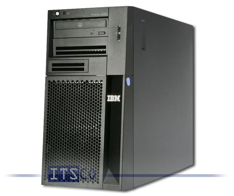 Server IBM System x3200 M3 Intel Quad-Core Xeon X3430 4x 2.4GHz 7327-C2G