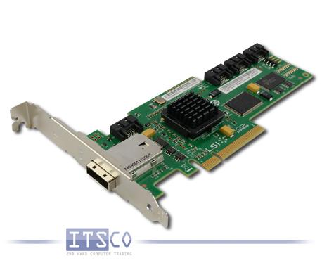 LSI SAS/SATA-Controller SAS3445E-R L3-25139-00G volle Höhe