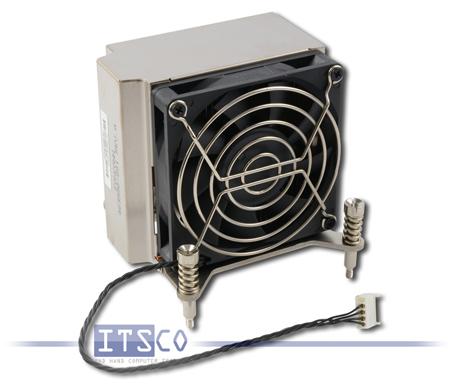 Prozessorkühler inkl Lüfter für HP Z400 / Z600 / Z800 HP P/N: 463990-001