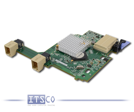 Netzwerkkarte IBM Broadcom 10GB gen2 Dual-Port Ethernet Expansion Card (CFFh) für IBM BladeCenter