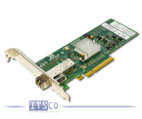 Netzwerkkarte IBM Brocade 815 HBA Single-Port 8Gbps Fibre Channel Netzwerk Adapter