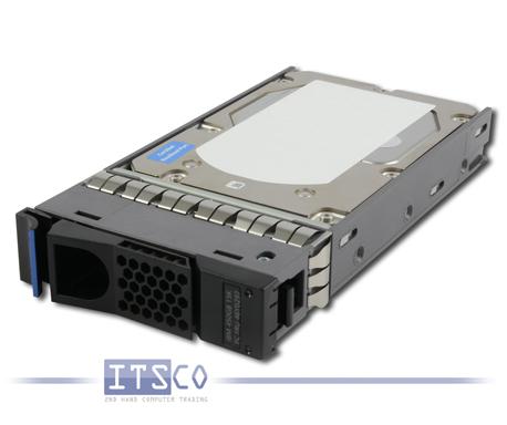 "Festplatte IBM Seagate Cheetah 15K.7 450GB 3.5"" Fibre Channel 46Y0297 inkl. Einbaurahmen"