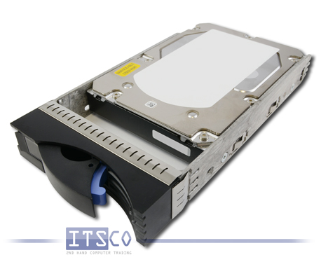 "Festplatte IBM SAS 300GB 3,5"" 15K RPM FRU 49Y1860 Hot Swap"