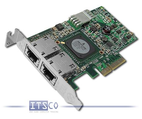 Netzwerkkarte IBM NetXtreme II Dualport PCIe x4 halbe Höhe