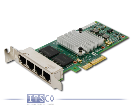 Netzwerkkarte Intel I340-T4 Quad Port Ethernet Server Adapter 49Y4242