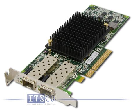 Netzwerkkarte IBM / Emulex 10GBE Virtual Fabric  Dual Port Adapter FRU 49Y4252