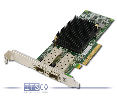Netzwerkkarte IBM / Emulex 10GBE Virtual Fabric  Dual Port Adapter FRU 49Y4252