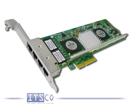 Netzwerkkarte IBM / Broadcom NetXtreme II 1000 Express Quad Port Ethernet Adapter FRU 49Y7949