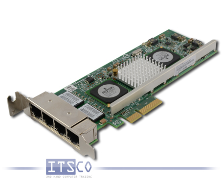 Netzwerkkarte IBM / Broadcom NetXtreme II 1000 Express Quad Port Ethernet Adapter
