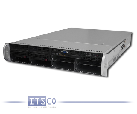 Server Supermicro SuperServer 6025B-3 Intel Quad-Core Xeon E5405 4x 2GHz