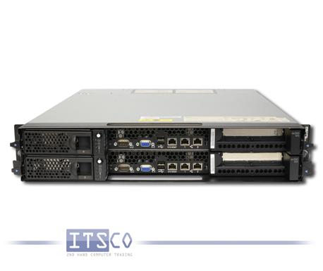 Server IBM System X iDataPlex 6385-B4X inkl. 2x IBM System-Board Tray dx360 M3 6391