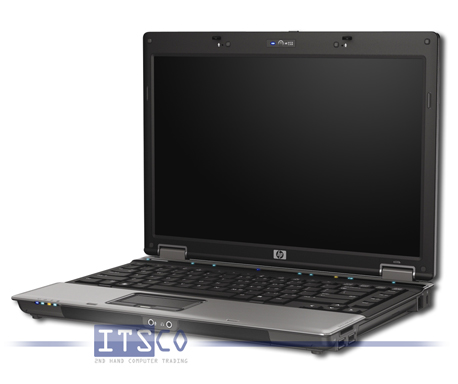 Notebook HP Compaq 6530b Intel Core 2 Duo P8600 2x 2.4GHz Centrino 2