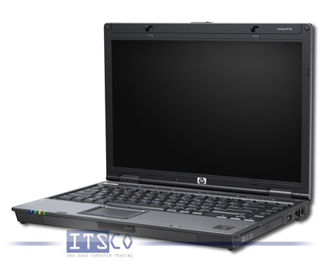 Notebook HP Compaq 6910p Intel Core 2 Duo T8300 2x 2.4GHz Centrino