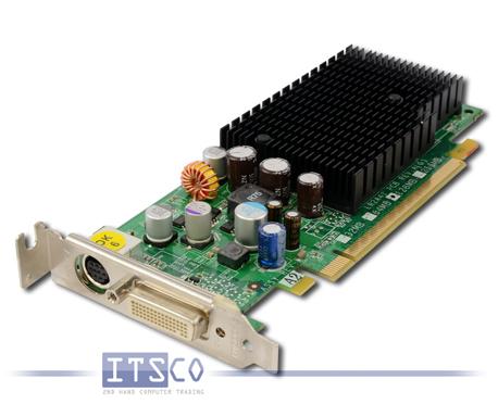 Grafikkarte Fujitsu Siemens NVidia GeForce 7300 LE 128MB halbe Höhe