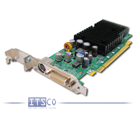 Grafikkarte Fujitsu Siemens NVidia GeForce 7300 LE 256MB HDCP halbe Höhe