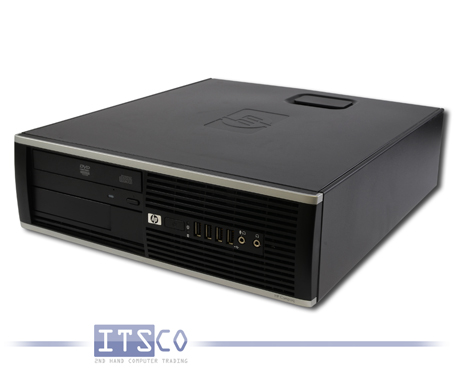 PC HP Compaq 8000 Elite SFF Intel Core 2 Duo E7500 2x 2.93 GHz