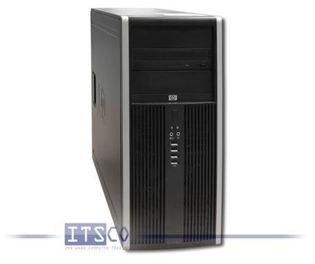 PC HP Compaq 8000 Elite CMT Intel Core 2 Duo E8500 2x 3.16GHz vPro