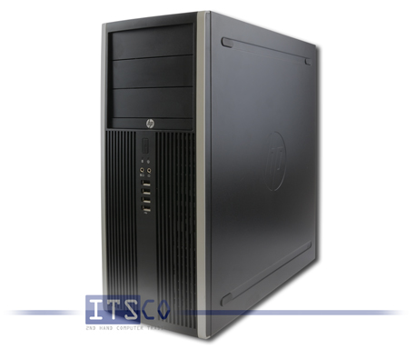 PC HP Compaq 8200 Elite CMT Intel Core i5-2500 vPro 4x 3.3GHz