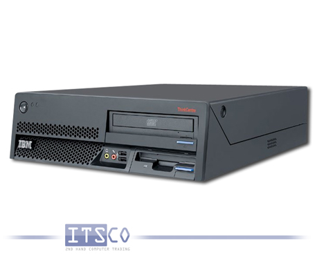 PC IBM ThinkCentre M52 Pentium 4 HT 3.2GHz 8212