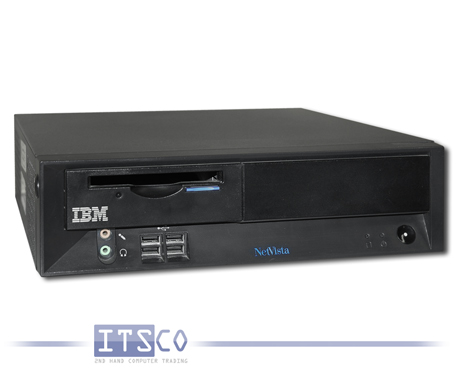 PC IBM NetVista S42 Intel Pentium 4 2.4GHz 8317