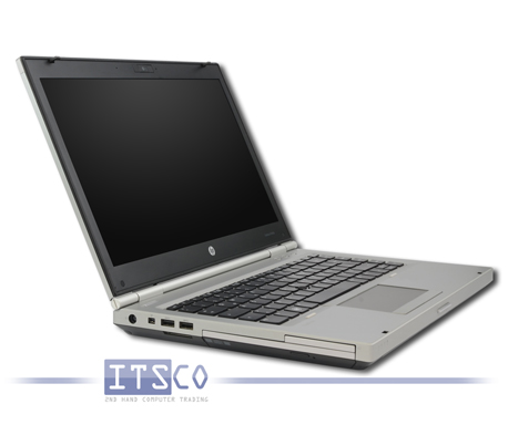 Notebook HP EliteBook 8460p Intel Core i5-2520M vPro 2x 2.5GHz