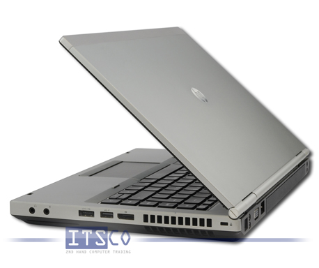 Notebook HP EliteBook 8460p Intel Core i5-2540M vPro 2x 2.6GHz