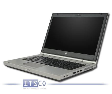 Notebook HP EliteBook 8460p Intel Core i5-2520M 2x 2.5GHz vPro