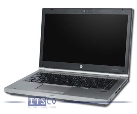 Notebook HP EliteBook 8470p Intel Core i5-3360M vPro 2x 2.8GHz