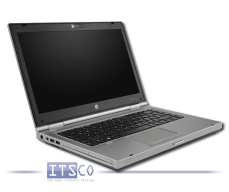 Notebook HP EliteBook 8470p Intel Core i5-3320M vPro 2x 2.6GHz
