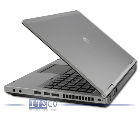 Notebook HP EliteBook 8470p Intel Core i7-3520M 2x 2.9GHz