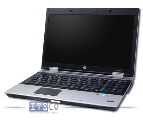 Notebook HP EliteBook 8540p Intel Core i5-540M 2x 2.53GHz
