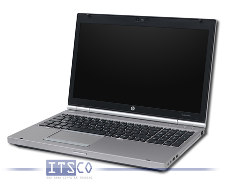 Notebook HP EliteBook 8560p Intel Core i5-2520M 2x 2.5GHz