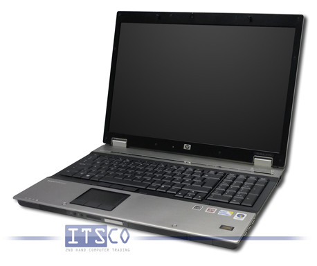 Notebook HP EliteBook 8730w Mobile Workstation Intel Core 2 Duo P8700 2x 2.53GHz Centrino 2 vPro