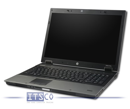 Notebook HP EliteBook 8740w Intel Core i7-840QM 4x 1.86GHz