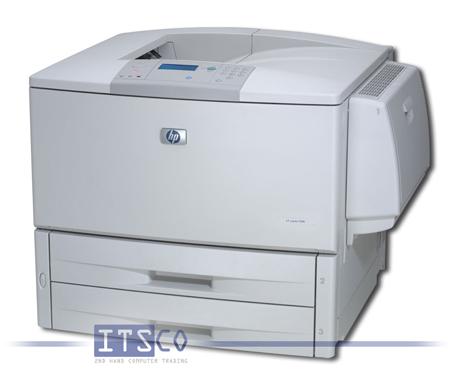 Laserdrucker HP LaserJet 9050dn unbenutzt