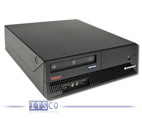 PC Lenovo ThinkCentre M57p Intel Core 2 Duo E8400 2x 3GHz vPro 6088