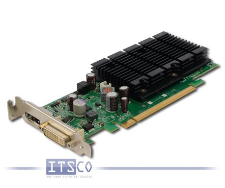 Grafikkarte Fujitsu NVidia GeForce 9300GE DP 512MB PCIe x16 halbe Höhe