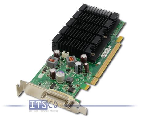 Grafikkarte Fujitsu NVidia GeForce 9300GE 256MB PCIe x16 halbe Höhe