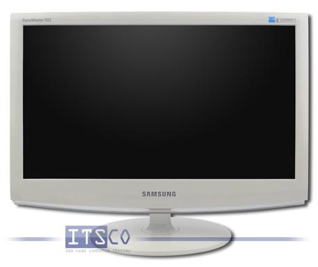 "18.5"" TFT Monitor Samsung SyncMaster 933SN"